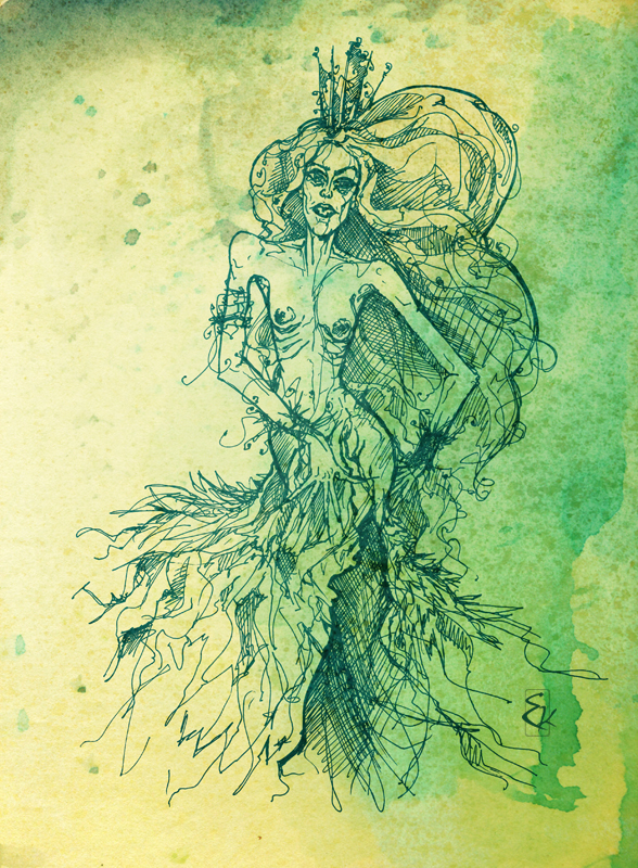 Scary Siren by ShatteredSwords (2010). Licensed under a Creative Commons Attribution-Noncommercial-No Derivative Works 3.0 License