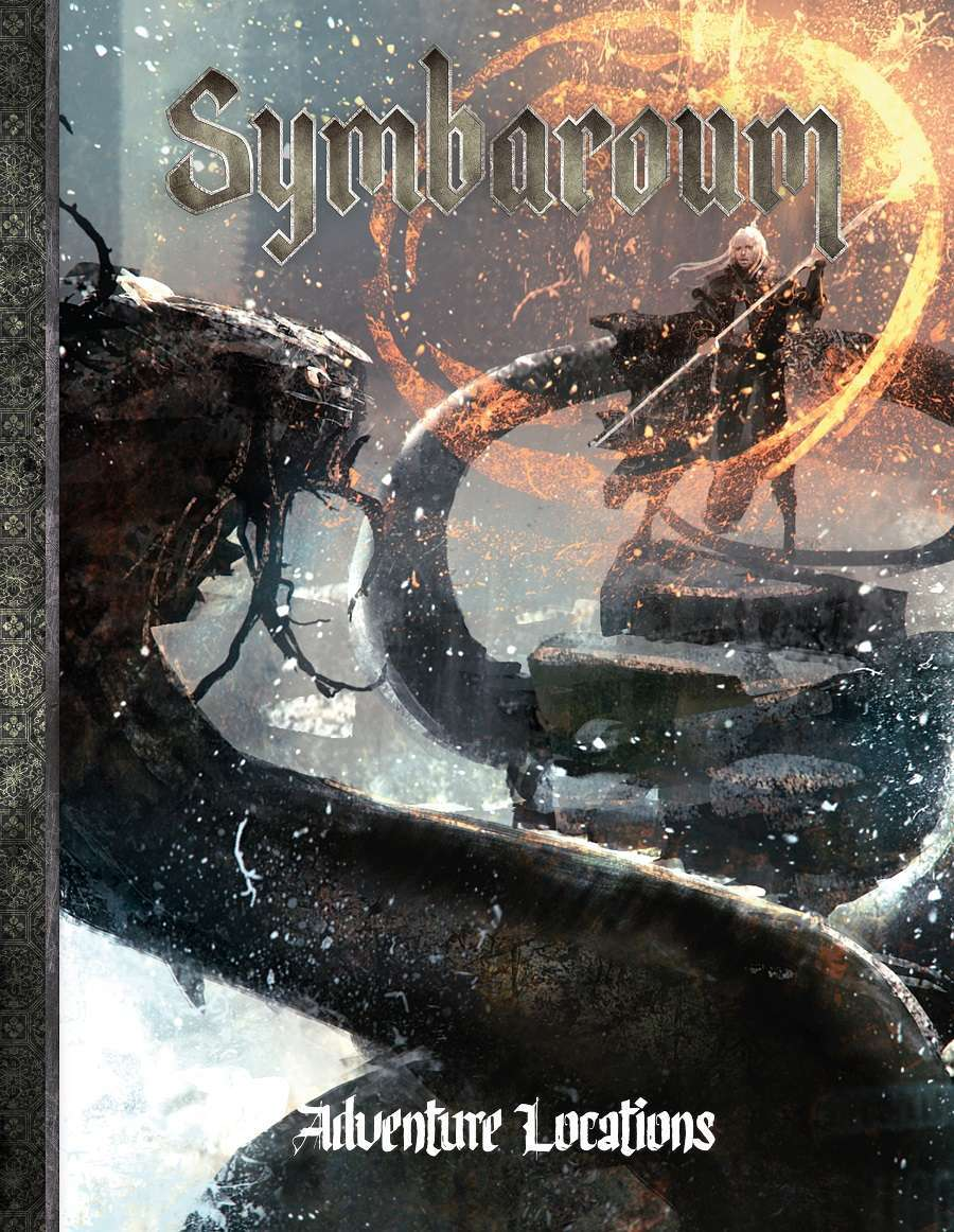 Symbaroum Adventure Locations cover