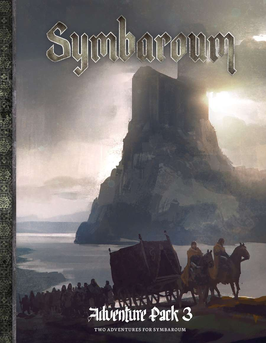 Symbaroum Adventure Pack 3 cover